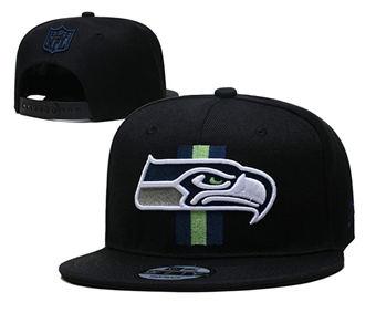 2021 Football Seattle Seahawks Stitched Snapback Hats 055