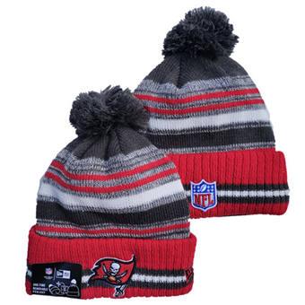 2021 Football Tampa Bay Buccaneers Knit Hats 024