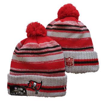 2021 Football Tampa Bay Buccaneers Knit Hats 025