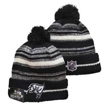 2021 Football Tampa Bay Buccaneers Knit Hats 027