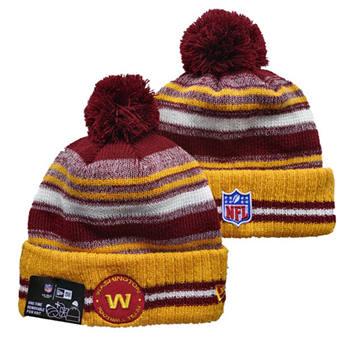 2021 Football Washington Football Team Knit Hats 044