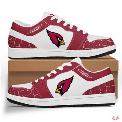 Arizona Cardinals 2020 Football Team Logo Sneakers
