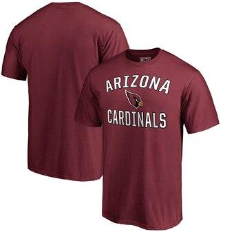 Arizona Cardinals Victory Arch T-Shirt - Cardinal