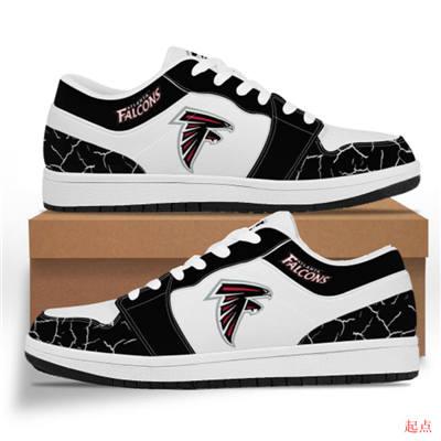 Atlanta Falcons 2020 Football Team Logo Sneakers