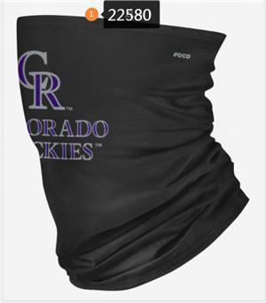 Baseball Team Logo Neck Gaiter Face Covering (22580)