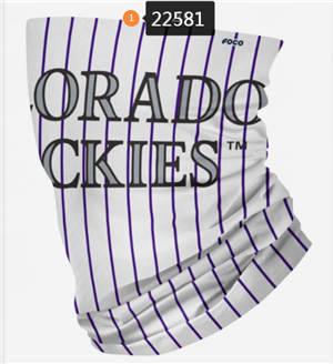 Baseball Team Logo Neck Gaiter Face Covering (22581)