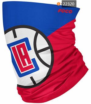 Basketball Team Logo Neck Gaiter Face Covering (22320)