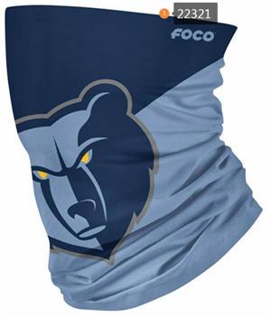 Basketball Team Logo Neck Gaiter Face Covering (22321)