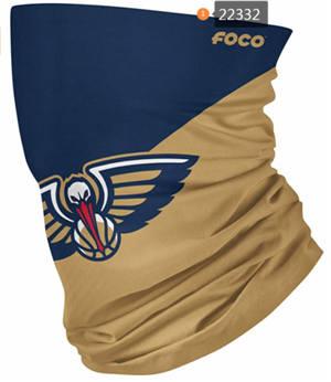 Basketball Team Logo Neck Gaiter Face Covering (22332)