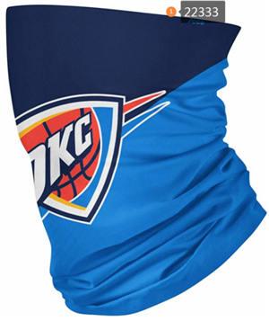Basketball Team Logo Neck Gaiter Face Covering (22333)