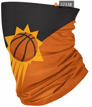 Basketball Team Logo Neck Gaiter Face Covering (22338)