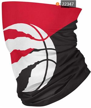 Basketball Team Logo Neck Gaiter Face Covering (22347)