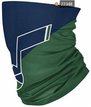 Basketball Team Logo Neck Gaiter Face Covering (22348)
