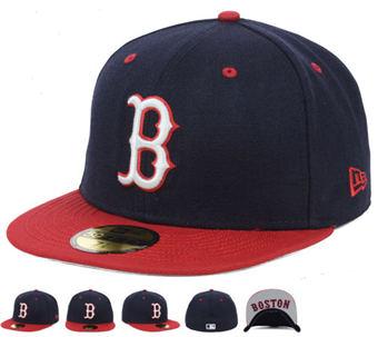 Boston Red Sox Hats-01