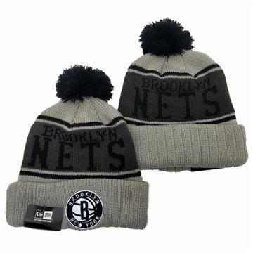 Brooklyn Nets 2019 Team Logo Stitched Knit Hat Beanie YD