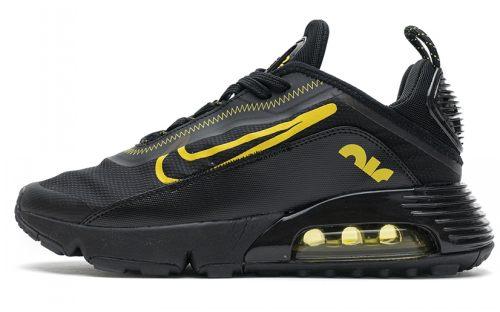 CT7698-006 Air Max 2090 Black Bright Yellow