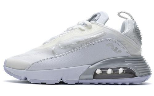CT7698-008 Air Max 2090 White Silver