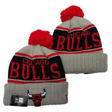 Chicago Bulls 2019 Team Logo Stitched Knit Hat Beanie YD