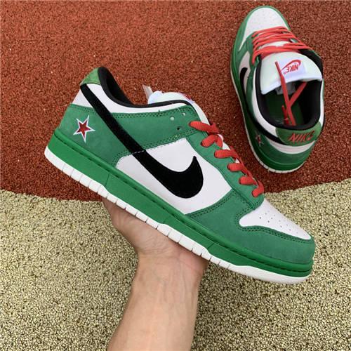 Dunk SB low Heineken 304292-302