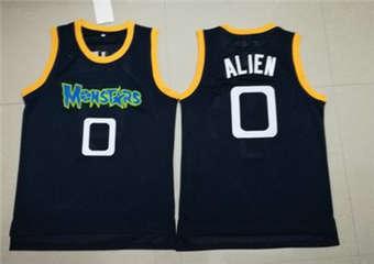 Extraterrestrial movie edition jerseys #0 ALIEN jerseys