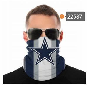 Football Team Logo Neck Gaiter Face Covering (22587)