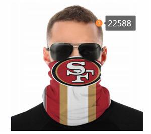Football Team Logo Neck Gaiter Face Covering (22588)