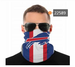 Football Team Logo Neck Gaiter Face Covering (22589)