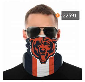 Football Team Logo Neck Gaiter Face Covering (22591)