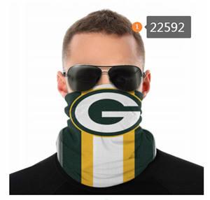 Football Team Logo Neck Gaiter Face Covering (22592)