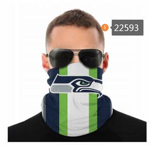 Football Team Logo Neck Gaiter Face Covering (22593)