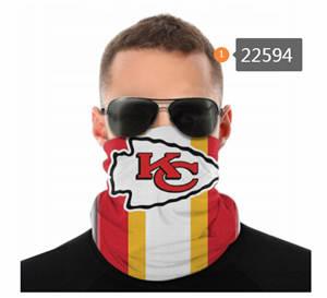 Football Team Logo Neck Gaiter Face Covering (22594)