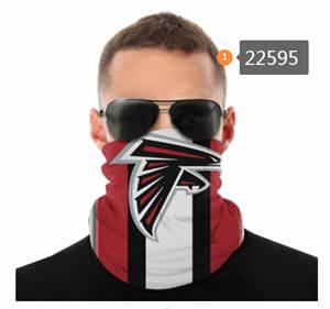Football Team Logo Neck Gaiter Face Covering (22595)