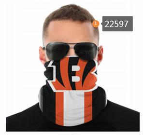 Football Team Logo Neck Gaiter Face Covering (22597)