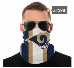 Football Team Logo Neck Gaiter Face Covering (22598)