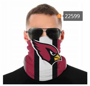 Football Team Logo Neck Gaiter Face Covering (22599)