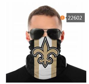 Football Team Logo Neck Gaiter Face Covering (22602)