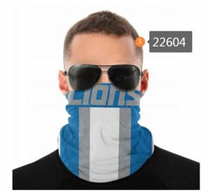 Football Team Logo Neck Gaiter Face Covering (22604)
