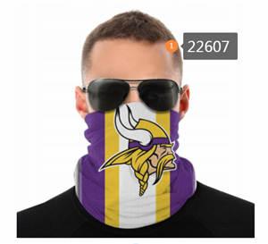 Football Team Logo Neck Gaiter Face Covering (22607)