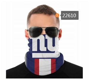 Football Team Logo Neck Gaiter Face Covering (22610)