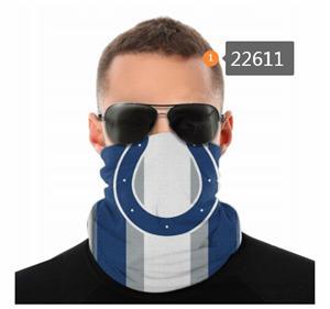 Football Team Logo Neck Gaiter Face Covering (22611)