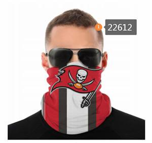 Football Team Logo Neck Gaiter Face Covering (22612)