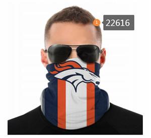 Football Team Logo Neck Gaiter Face Covering (22616)