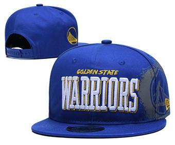 Golden State Warriors Stitched Adjustable Snapback Hats