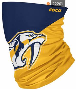 Hockey Team Logo Neck Gaiter Face Covering (22261)