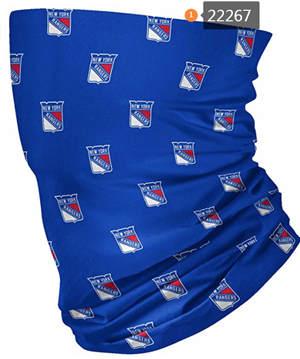 Hockey Team Logo Neck Gaiter Face Covering (22267)