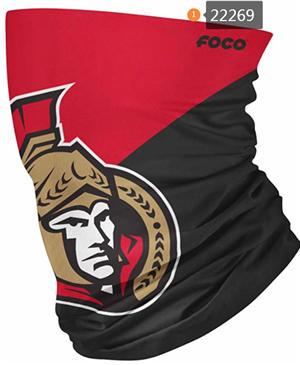Hockey Team Logo Neck Gaiter Face Covering (22269)
