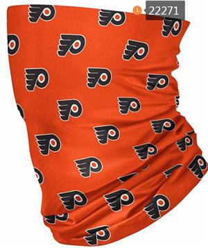 Hockey Team Logo Neck Gaiter Face Covering (22271)