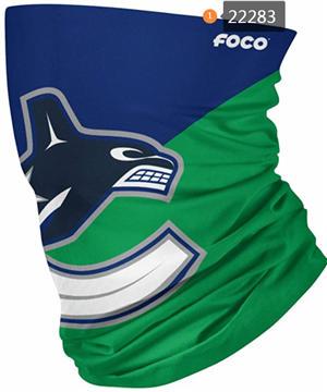 Hockey Team Logo Neck Gaiter Face Covering (22283)