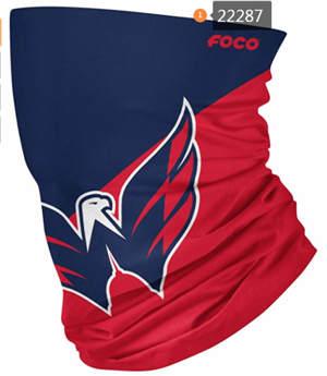 Hockey Team Logo Neck Gaiter Face Covering (22287)