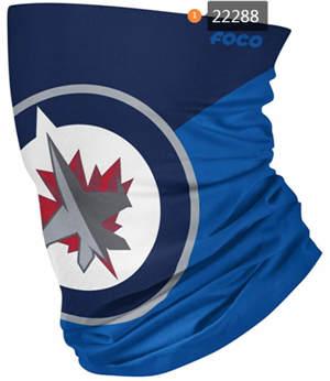 Hockey Team Logo Neck Gaiter Face Covering (22288)